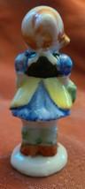 "Vintage Porcelain Figurine - Girl with Basket  - Made in Occupied Japan 3"" image 2"