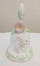 Enesco Porcelain Bunny Bell 1988 - $11.57