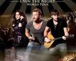 Lady Antebellum Own The Night World Tour Music DVD