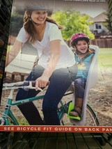 Bell Sports Shell Front or Rear Child Carrier Bicycle Seat Seats Graphit... - $79.95