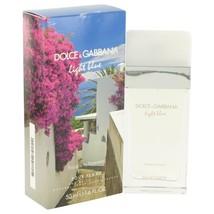 1.6 oz Light Blue Escape To Panarea Perfume by Dolce & Gabbana - 100% Au... - $42.87