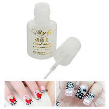 Nail Art Glue Beads Tips Acrylic Rhinestones Design DIY Long Lasting Practical 4 - $8.70