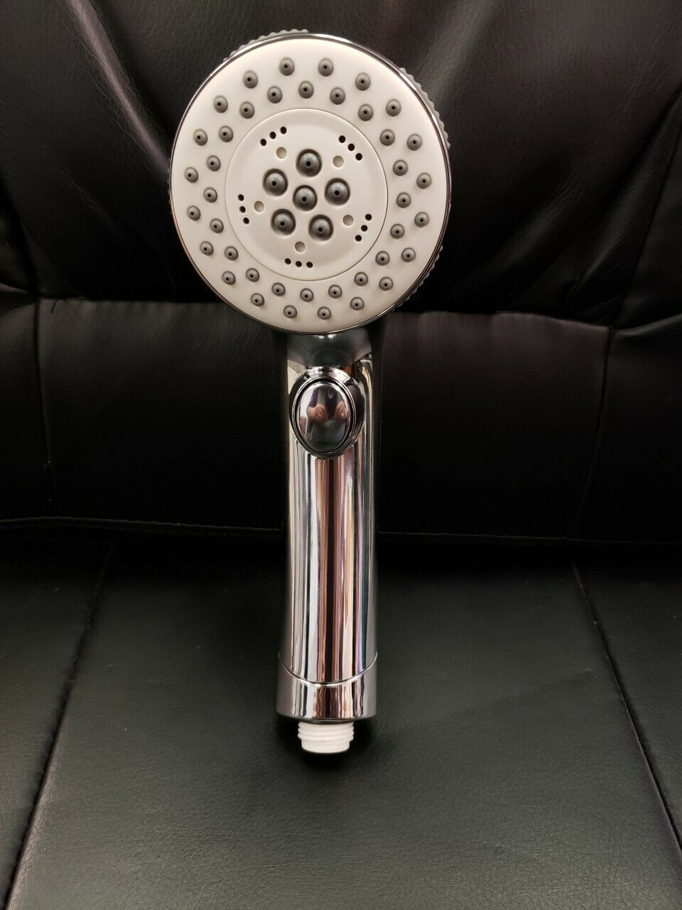 Primary image for 5 Function Hand Held Shower Head - Chrome Finish