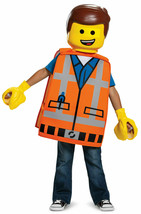 Disguise The Lego Movie 2 Emmet Toddler Halloween Costume size 3T-4T NIP - $24.99