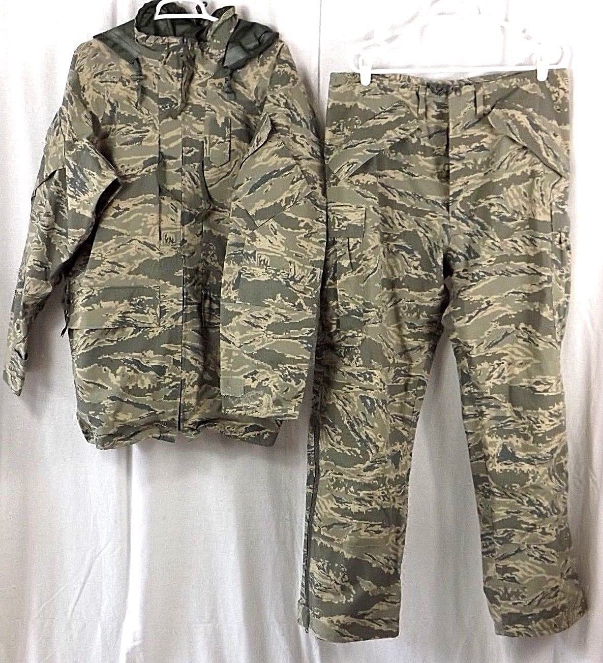 Primary image for USAF APEC Jacket Parka & Trousers Pants Military Medium Long - New Never Worn