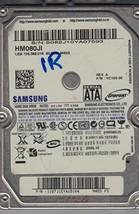 HM080JI, HM080JI, FW YC100-04, M40S FS, Samsung 80GB SATA 2.5 Hard Drive