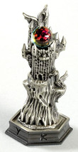 Fortress of the Doom - Rook - No Box Fantasy of the Crystal Chess Set - $24.70