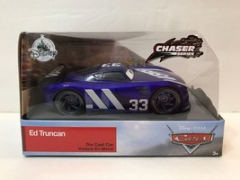 Disney Store Exclusive Cars Ed Truncan Die Cast Car Chaser Series New in Box - $29.08
