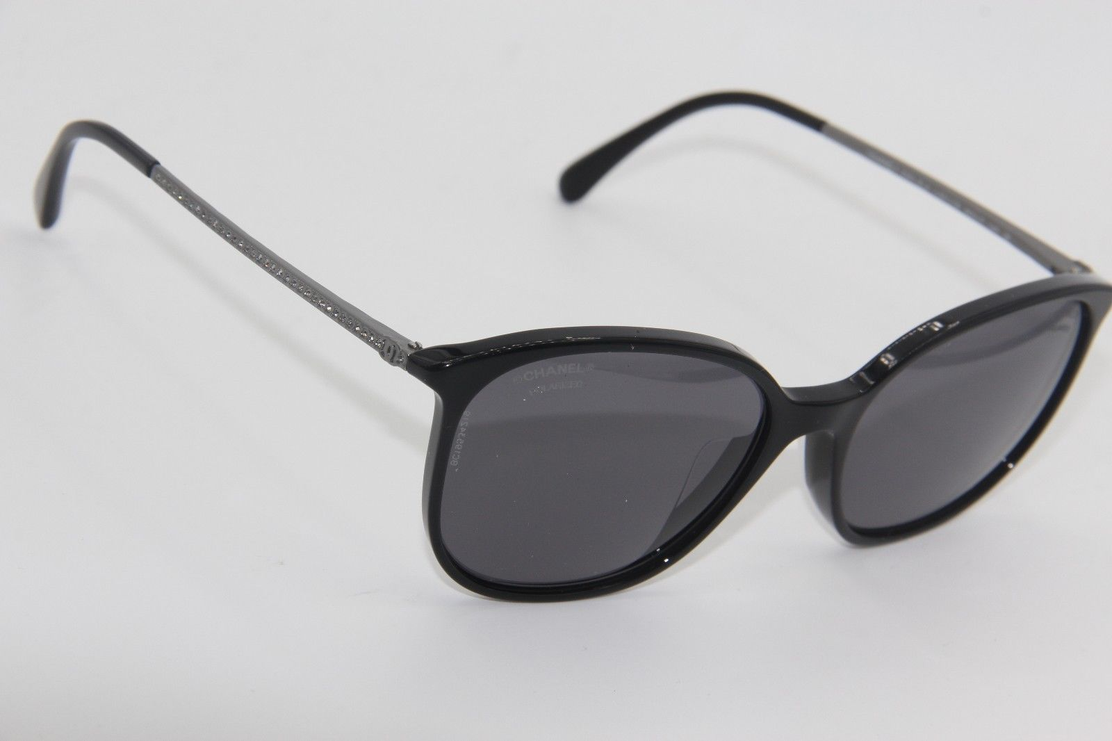 e3c630049a Chanel Ch 5291-B-A C.501 T8 Black Polarized and 50 similar items. S l1600