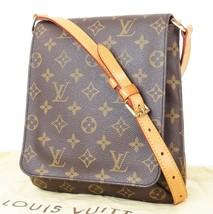 Authentic LOUIS VUITTON Musette Salsa Monogram Cross Body Shoulder Bag #32913 - $645.00