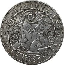 Hobo Nickel 1893-S USA Morgan Dollar COIN Type 150 - $9.99