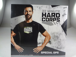 22 minutes Hard Corps Special Ops - Cardio-Resistance & Core {EH-B} - $14.92