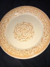 franciscan earthenware plate orange - $20.58