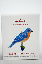 Hallmark  Eastern Bluebird   Miniature  Keepsake Ornament 2019 - $21.77