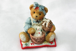 """Cherished Teddies Suzanne """"Home Sweet Country Home"""" 1999 Enesco #533785 - $8.99"""