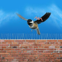 2.5M Plastic Bird and Pigeon Spikes To Scare And Get Rid Of Pest Control - $27.71