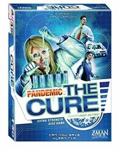 Z-Man Games Pandemic: The Cure - $29.06