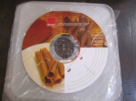 Ronco FD203100GEN Square Fruit Leather Tray 3-Pack opened but items are ... - £8.88 GBP