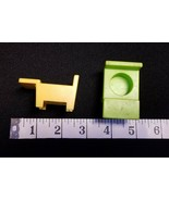 Lot 30 Fisher Price Little People Accessory 9 School Toy Desks Homestudy - $17.87