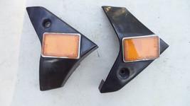 '82 VIRAGO XV 920 FRONT REFLECTOR SET FAIRING BODY PANEL PLASTIC FAIRING... - $45.64