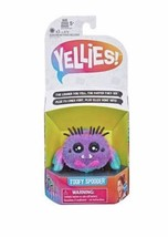 NEW Yellies TOOFY SPOODER Purple & Blue Voice-Activated Spider  2018 - $21.32