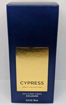 Bath & Body Works Men Collection Cologne Spray CYPRESS 3.4oz / 100ml NEW - $23.36