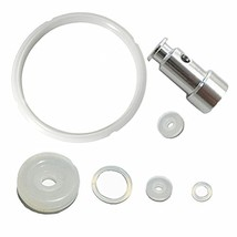 Silicone Sealing Ring and Pressure Cooker Gasket + Universal Replacement... - $15.73