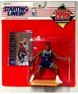 Jason Kidd RC 1995 Starting Line-Up SLU ROOKIE Mavericks Figure-Brand New! - $12.86