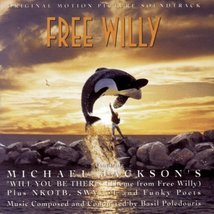 Free Willy: Original Motion Picture Soundtrack - $16.00