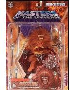 NECA Masters of the Universe Series 2 Grizzlor Mini Statue - $35.64
