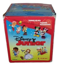 Disney Junior Box 50 Packs Stickers Panini - $18.00
