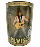 Elvis Presley Doll 1993 Teen Idol commemorative collection Hasbro - $36.62