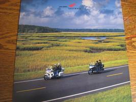 2000 Honda Gold Wing Motorcycle Brochure GL1500SE GL1500E Xlnt - $28.71