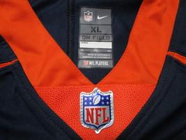 JOHN ELWAY / NFL HALL OF FAME / AUTOGRAPHED BRONCOS BLUE PRO STYLE JERSEY / COA image 5