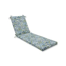 Pillow Perfect Outdoor/Indoor Zoe Mallard Chaise Lounge Cushion 80x23x3 - £114.37 GBP