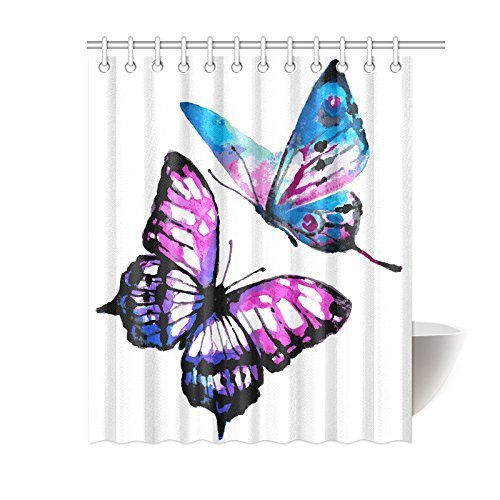 Sweet Love Store-Unique Design Butterfly Custom 12 Holes to Which Rings Attach S - $30.99