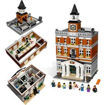 New Custom Creator Town Hall Compitible 10224 + Instruction Without Orig... - $185.00
