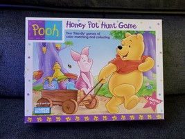 Winnie the Pooh Honey Pot Hunt Game Lot (w/ total of 3 games) **USED** - $35.00