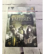 Empires Megaset 14-Disc Set DVD 2010 Battles & Great Warriors of Ancient... - $98.99