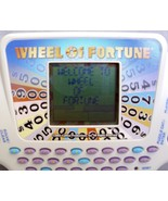 Wheel of Fortune Handheld Electronic Game By Califon  - $10.59