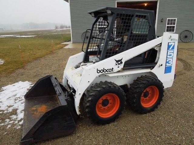 bobcat 753 service manual free