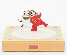 Papel Sumo Por Cochae Yosuke Jikahara Y Miki Takeda Diseño Juego Juguete Pluma image 4