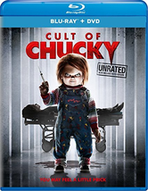 Cult of Chucky (2017) [Blu-ray + DVD]