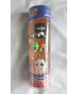 Littlest Pet Shop Halloween Trio IOB # 433, 434. 435 Blk Cat Rabbit Turtle - $26.00
