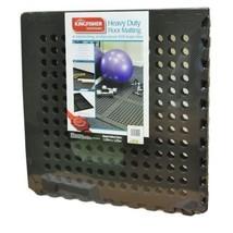 4 Piece Interlocking Heavy Duty Mat /GARAGE /CARAVAN AWNINGS / GYM MATS.... - $441,59 MXN