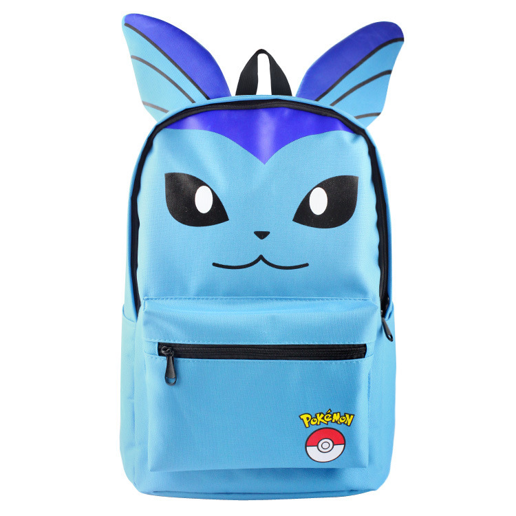 817ee17b8c62 Pokemon Game Theme Backpack Schoolbag and 14 similar items. Pokemon  backpack schoolbag daypack blue vaporeon
