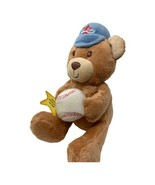 "KIDS II ROOKIE THE SINGING BASEBALL BEAR 2003 Plush w/SOUND 7"" - $15.00"