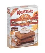 Krusteaz Pumpkin Pie Bar Supreme Mix by Krusteaz - $11.99