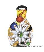Rhode Island Novelty Mini Bowling Game 1 Piece - $9.22