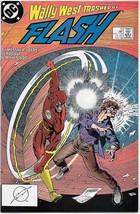The Flash Comic Book 2nd Series #15 DC Comics 1988 VERY FN/NEAR MINT NEW... - $3.50